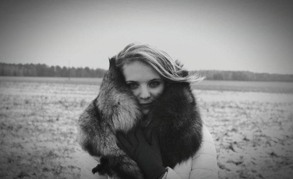 на улице холодно, одевайтесь теплее