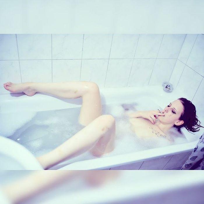 Bathtube Weed Redhair Feet Playmarks Kink