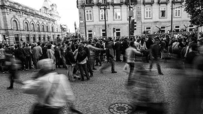 The Street Photographer - 2016 EyeEm Awards Sony A6000 Street Photography EyeEm Porto Porto Portodowntown