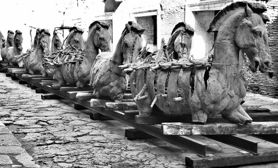 Lapidarium Outdoors Art Arts Culture And Entertainment No People Mercati Di Traiano Rome