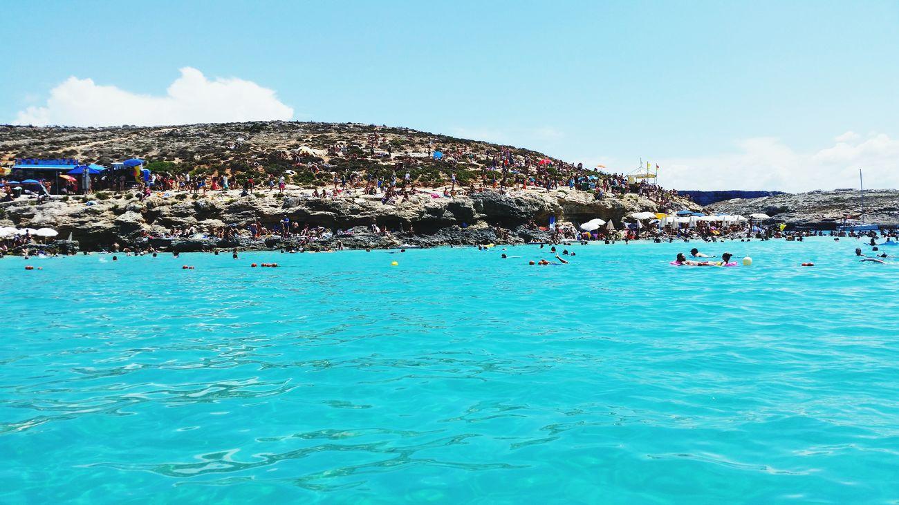 The Blue Lagoon, Comino Cominoisland Sea