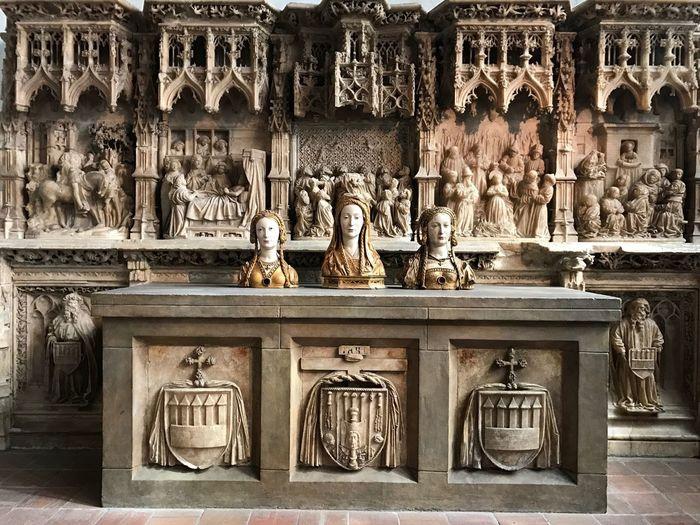 Medieval Museum Religion Reinassance Art Sculpture History