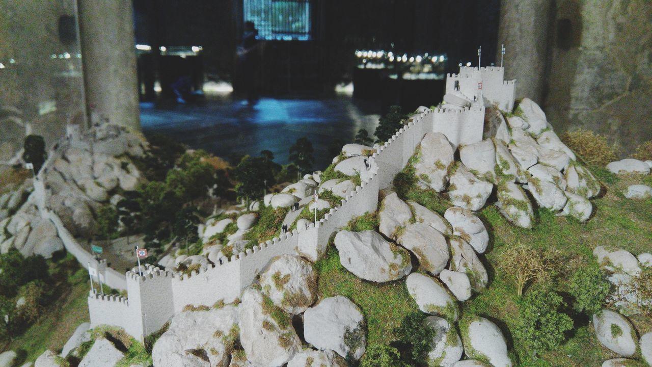 Castle Castle View  Maquette Maqueta Castle Maquette Museum Castle Representation