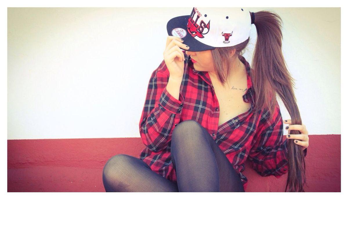 Bulls ❤ Gorra Pretty Girl Swag