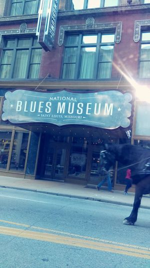 StLouisBluesMuseum First Eyeem Photo Stlouis Stl NationalBluesMuseum