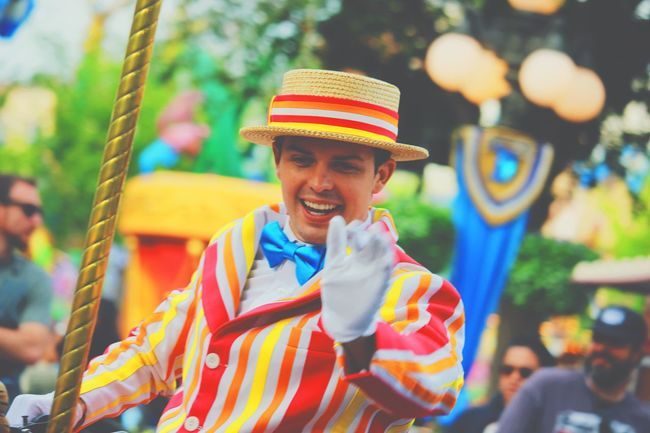 step in time Marypoppins Disneyland Soundsationalparade