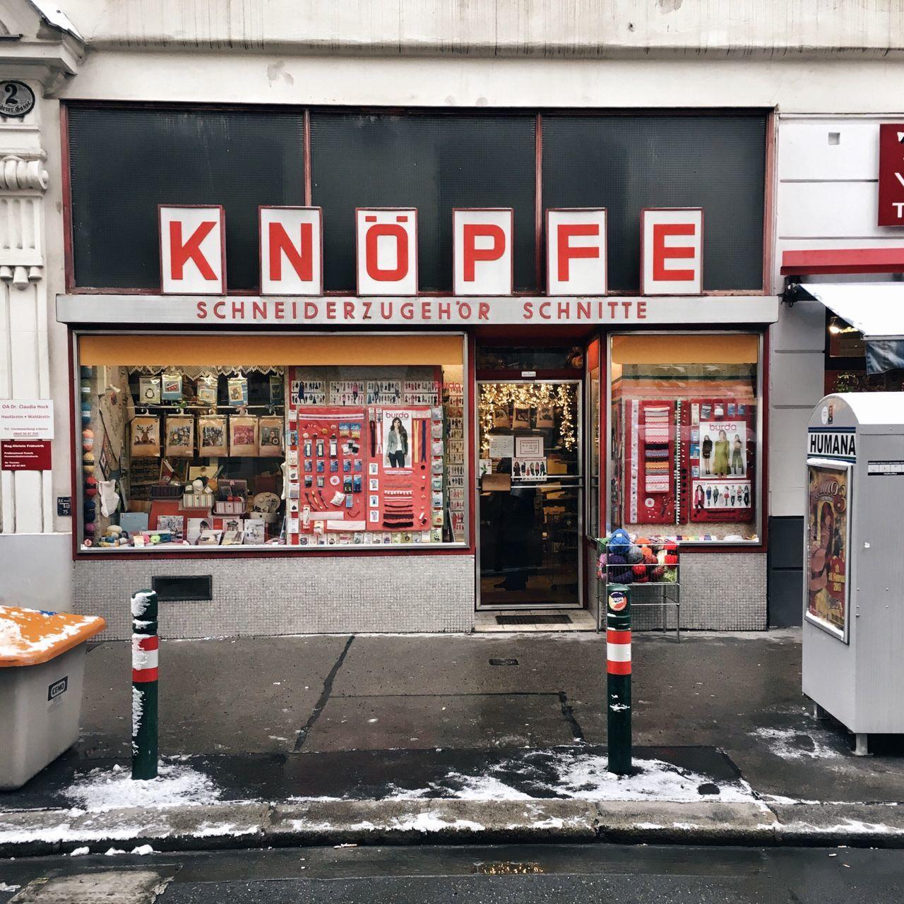 Store Front Vintage Signs Vintage Vienna Schneiderzugehör