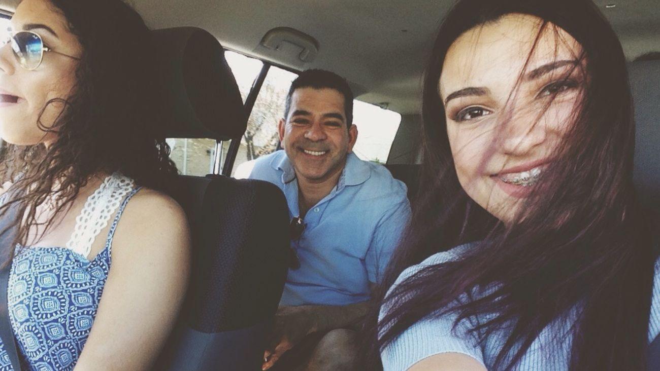 CarRides Selfie