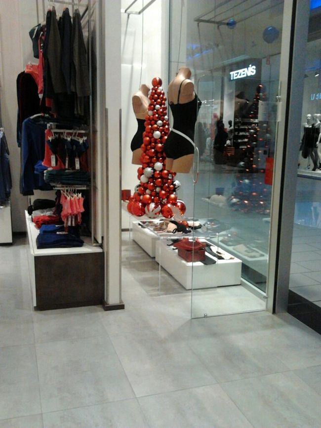 Natale .......intimo Natale 2012 Shopping
