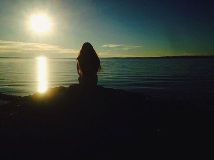 Sunshine Sea First Eyeem Photo