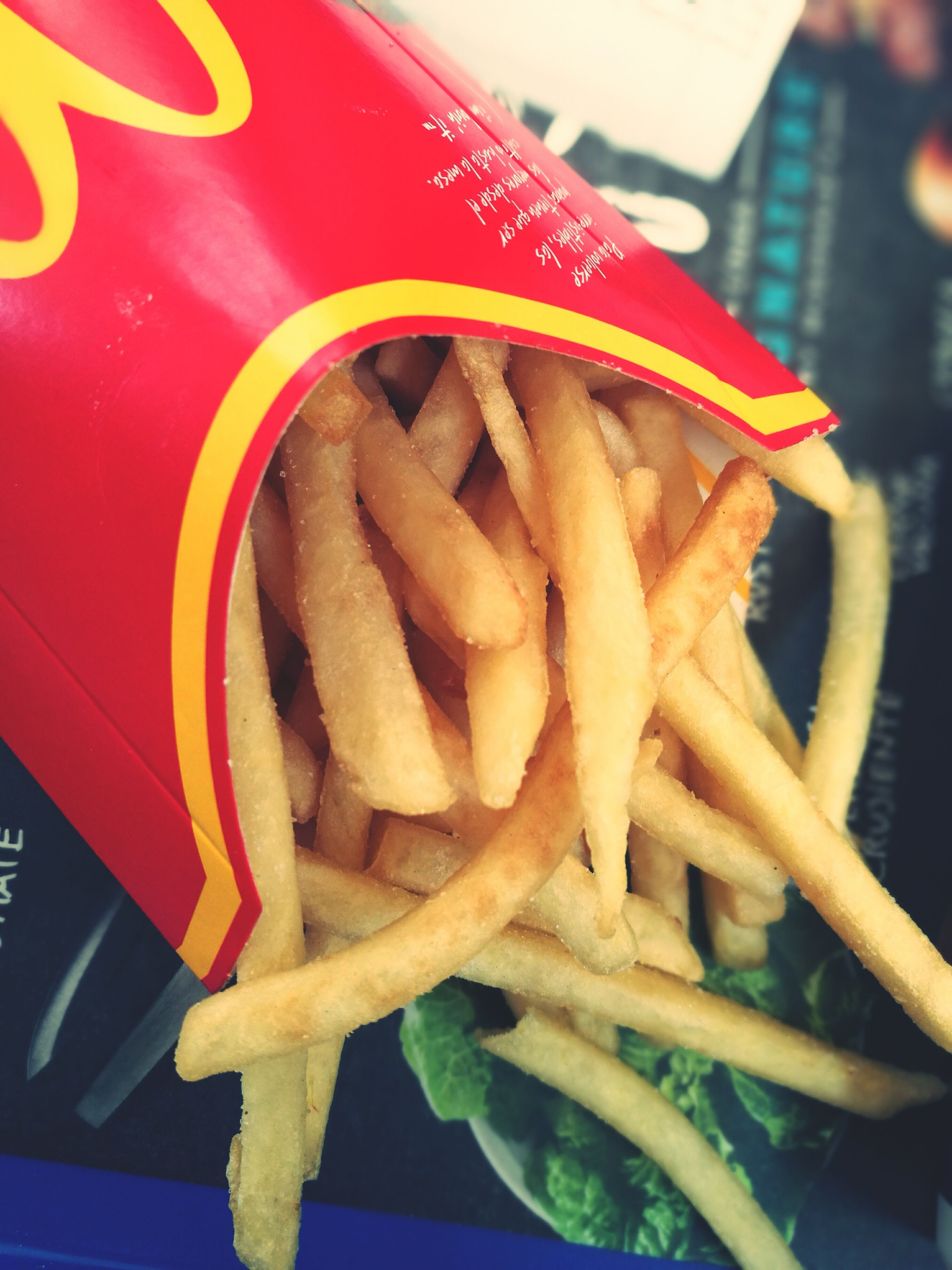 french fries, unhealthy eating, close-up, fast food, prepared potato, no people, freshness, ready-to-eat, indoors, day