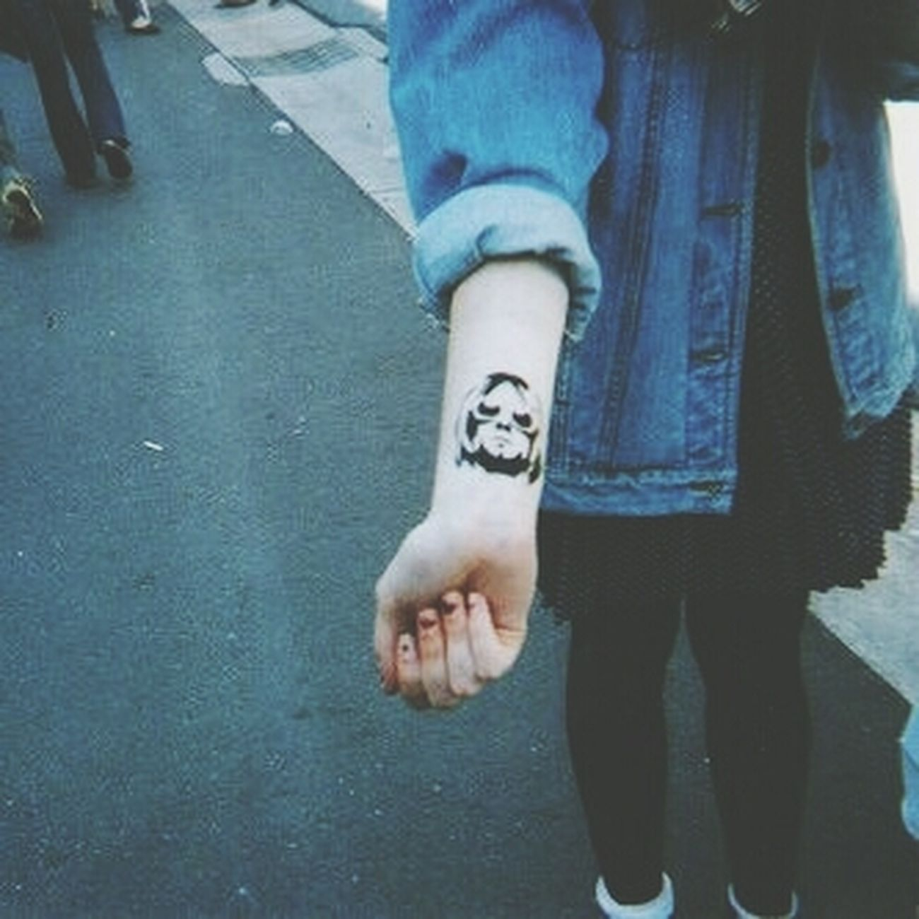 in wannnnnnnnnnt, please someone be nice and give me money Tattoo Kurt Cobain I Hate Being Poor So Dang Pretty