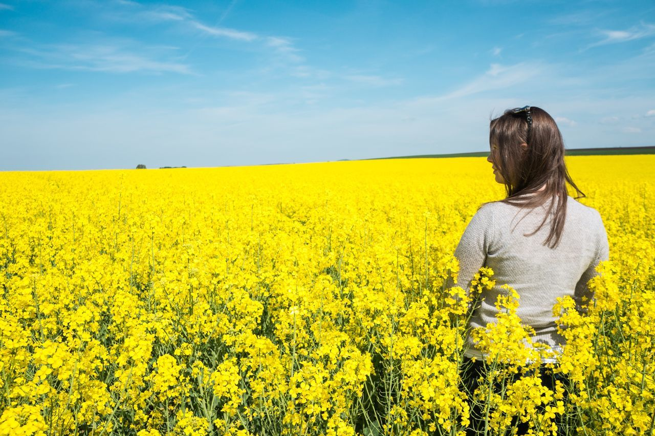 Beautiful stock photos of peace, Abundance, Beauty In Nature, Casual Clothing, Day