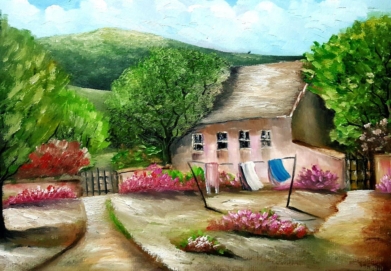 Minha paz Pinturas Pintura