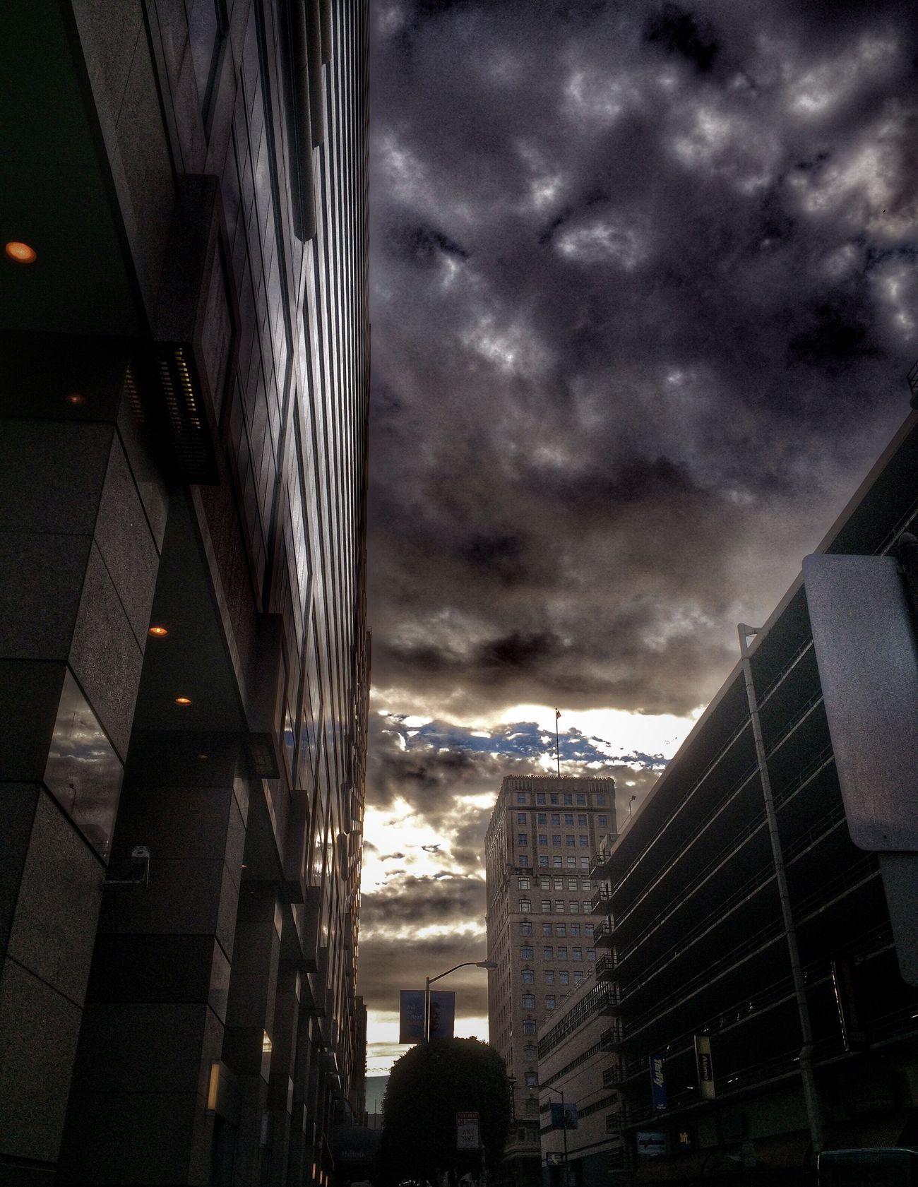 San Francisco City Cloud - Sky City Life Travel Photography Travel