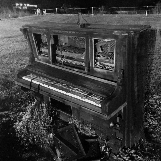 Death of music Southern Gothic Cultural Decline