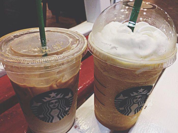 Starbucks Iced Coffee Coffee Relaxing