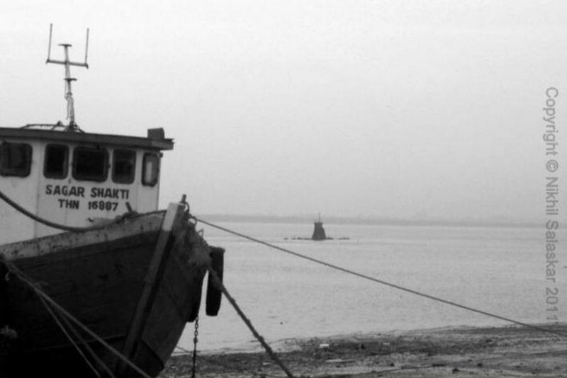 Vasai Beach Water Vasaicreek Vasai Fort Maharashtra OldClick Landscape Sky Ship Sea Transportation Boat Deck Atrangi Nikhil Nature