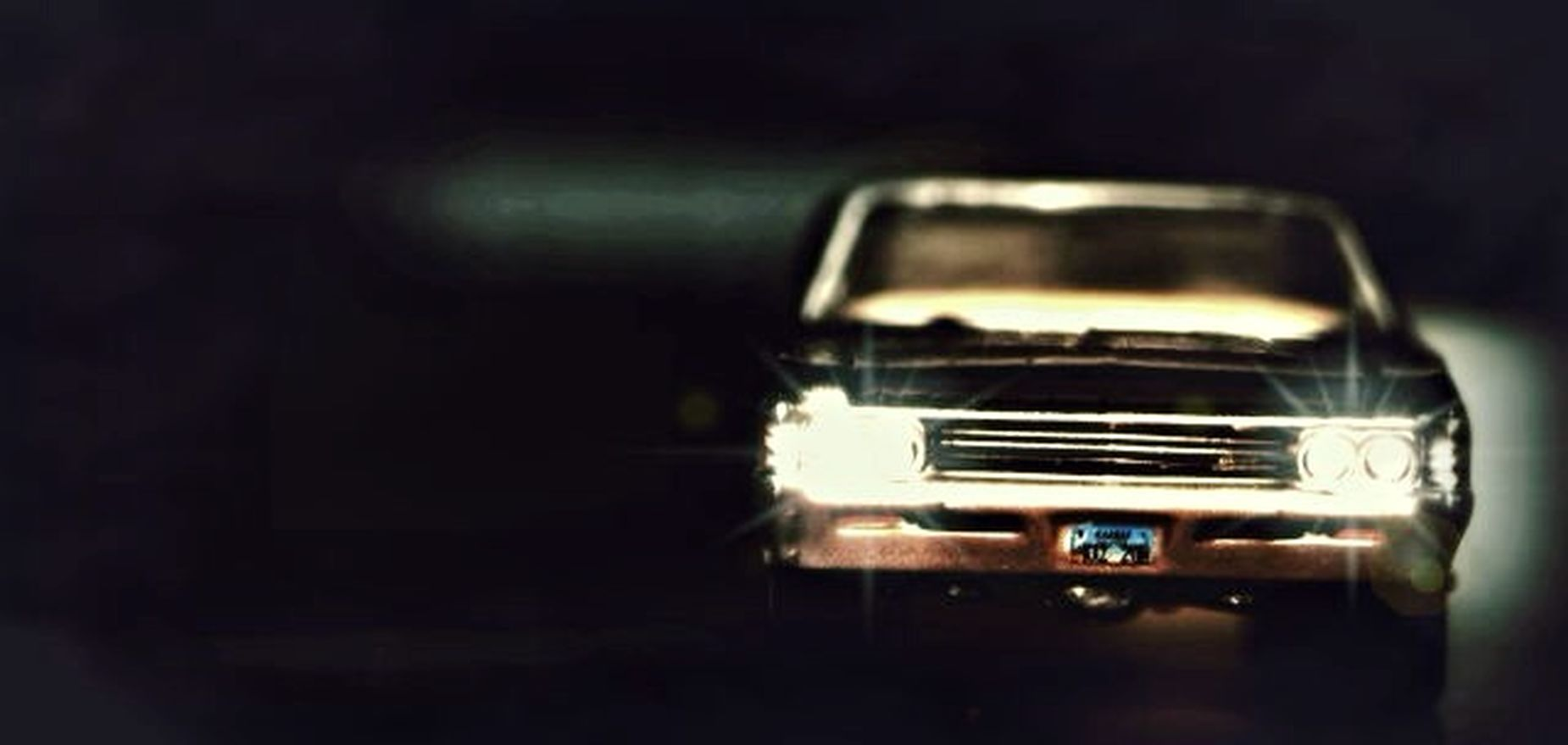 Impala Impala 67 1967 Impala Toy Impala Toy Lots Of Edits Edits Supernatural ❤ Spn SPN 😊 a picture of a toy impala and edited it to make it look like the real deal-ish