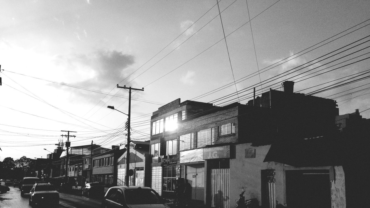 Andez Bogotá Street