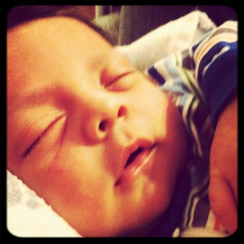 My beautiful God son jase!