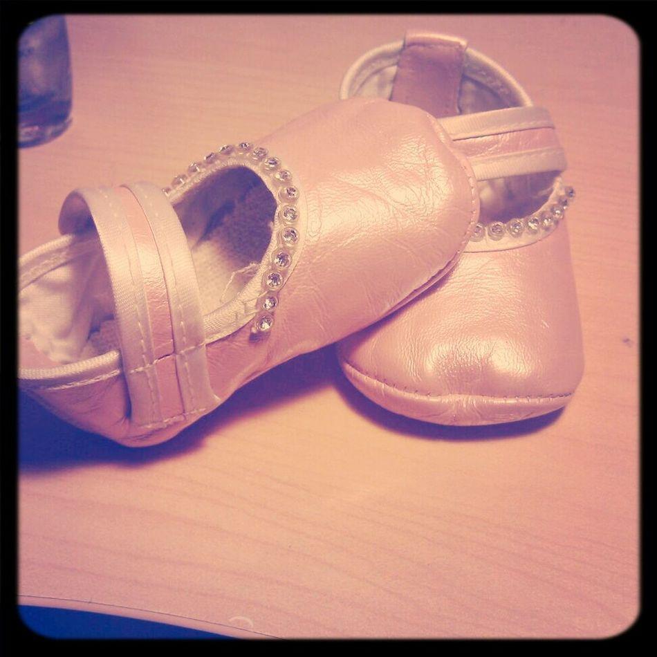 Zapatos De Bebe