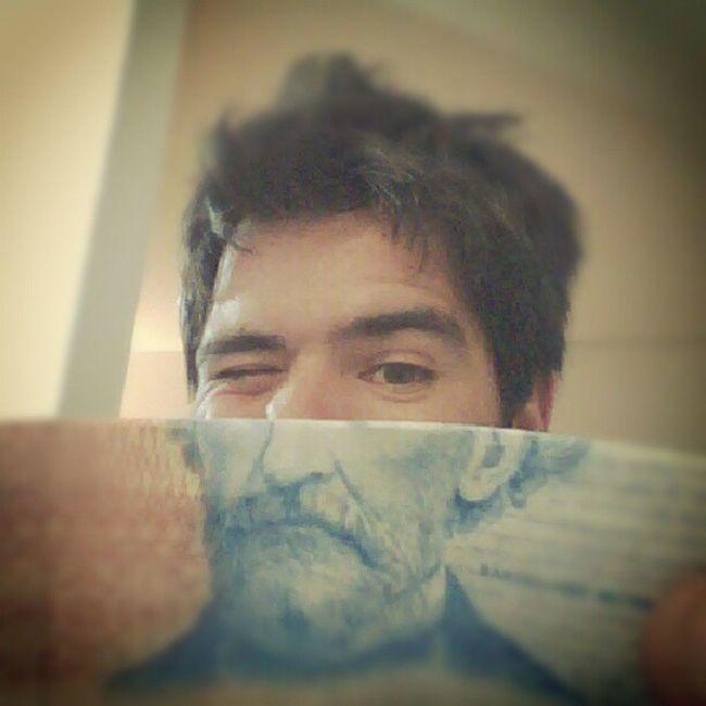 Moneyface Argentina 2pesos Nahuel @funymoney ...0_o