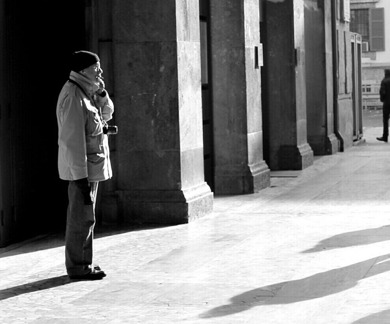 Streetphotography Blackandwhite Street Life Streetphoto_bw Italianbrother