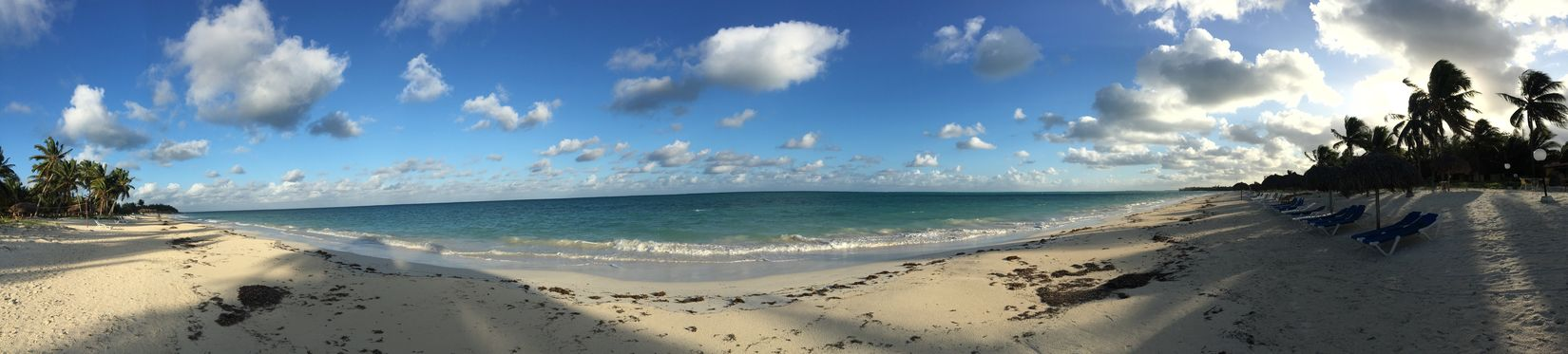 Cuba Beach Sea Sand Horizon Over Water Sky Nature Shore Outdoors Water Sunlight