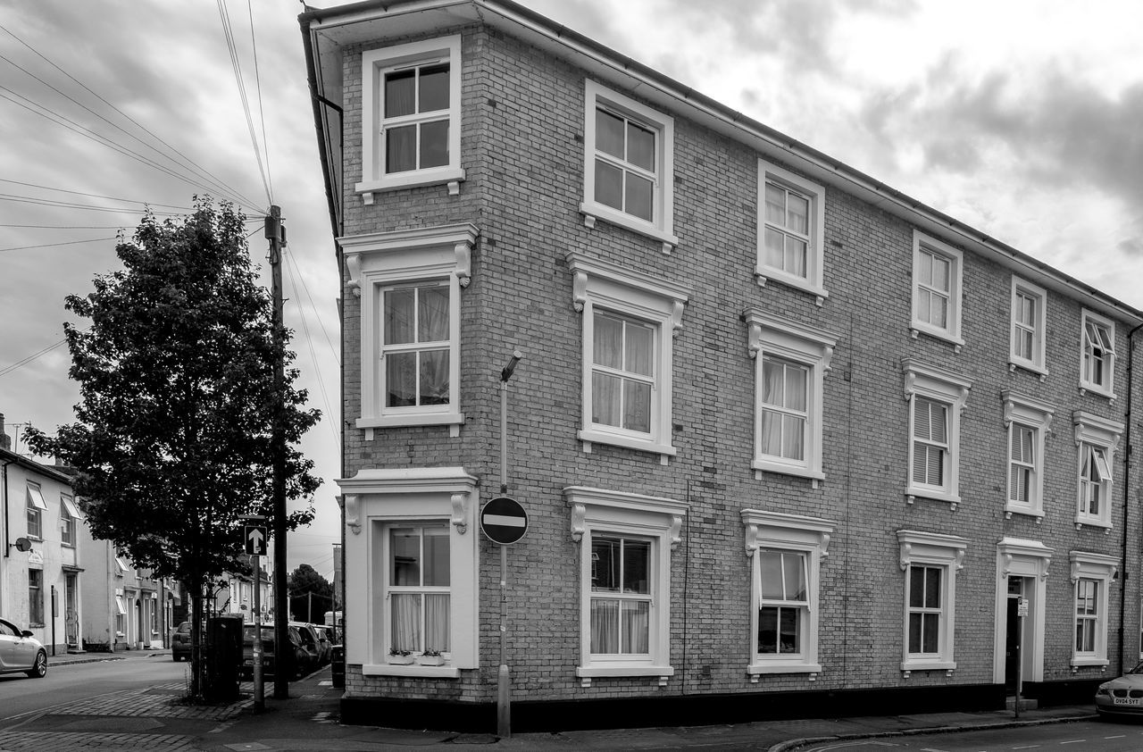 Former Railway Offices, Linslade, Bedfordshire Architecture Monochrome Photography Black And White Monochrome Urban Bedfordshire Conservation Area Linslade Leighton Buzzard Architecture Railway
