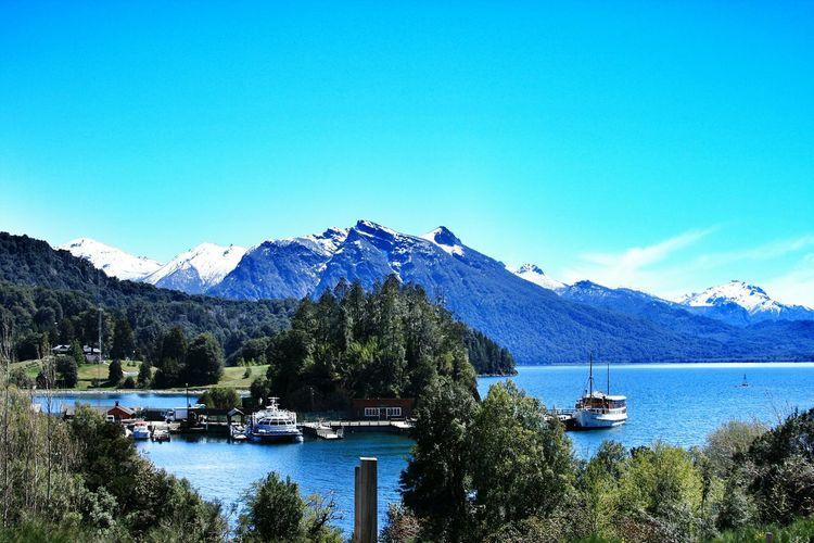 Puerto Pañuelo. Lago Nahuel Huapi. Bariloche, Patagonia Argentina. Unykaphoto Bariloche Patagonia Argentina Puerto Pañuelo Bariloche Citytour Lago Nahuel Huapi