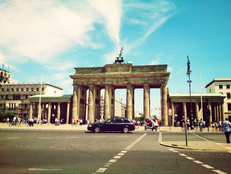 amazing trip! Berlin I Love You!! Toppeopleworld Hyberlin Roadtrip Travelling