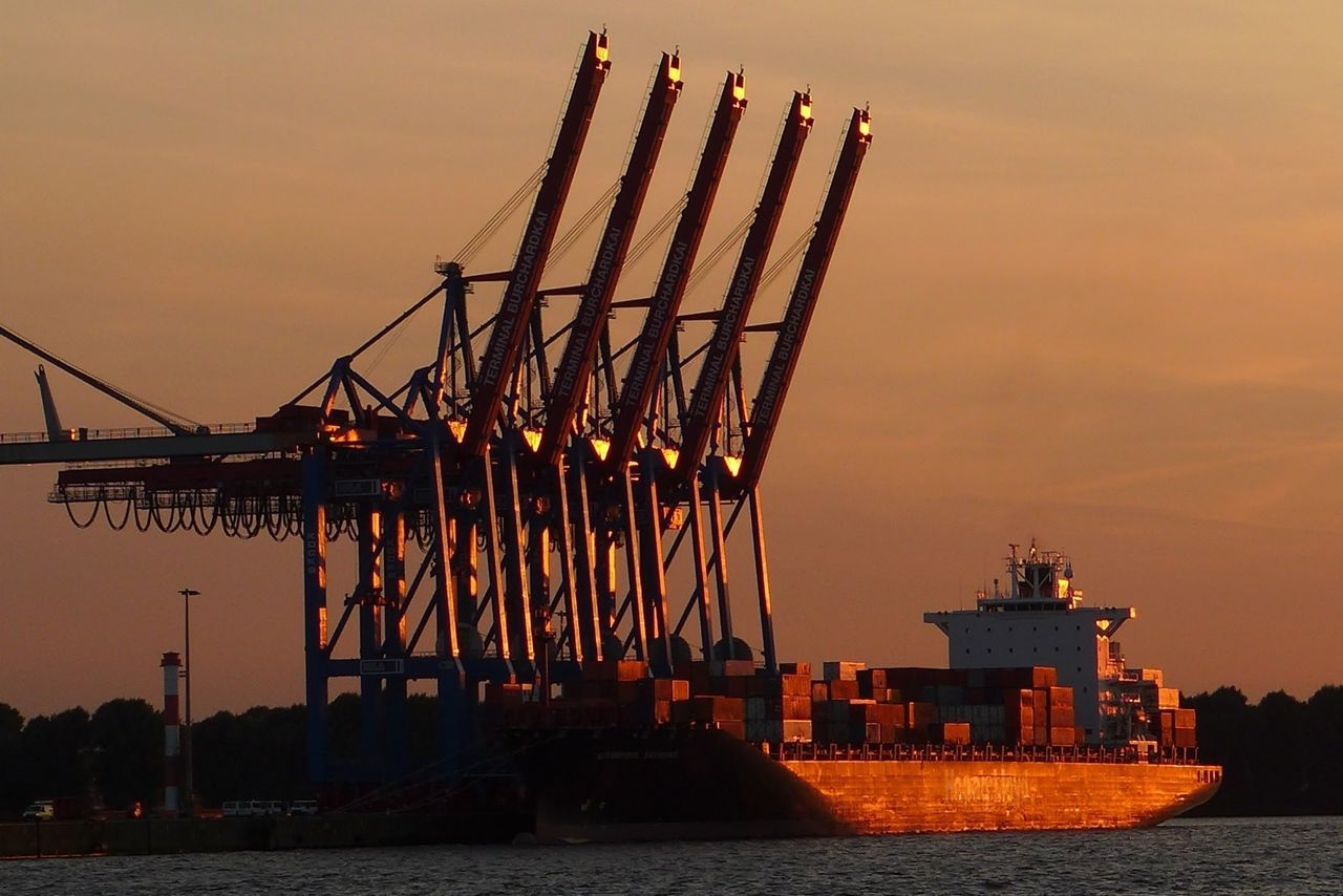 Hamburg Hamburg Harbour Industrialbeauty