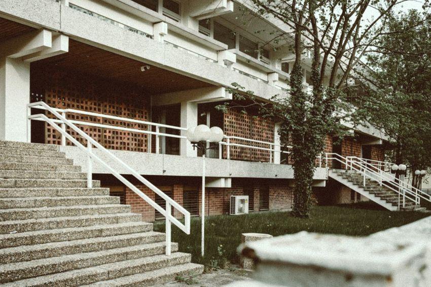 The Architect - 2015 EyeEm Awards GDR Ostalgie Nostalgia Ambassy Australia Ex Ambassy Berlin Pankow
