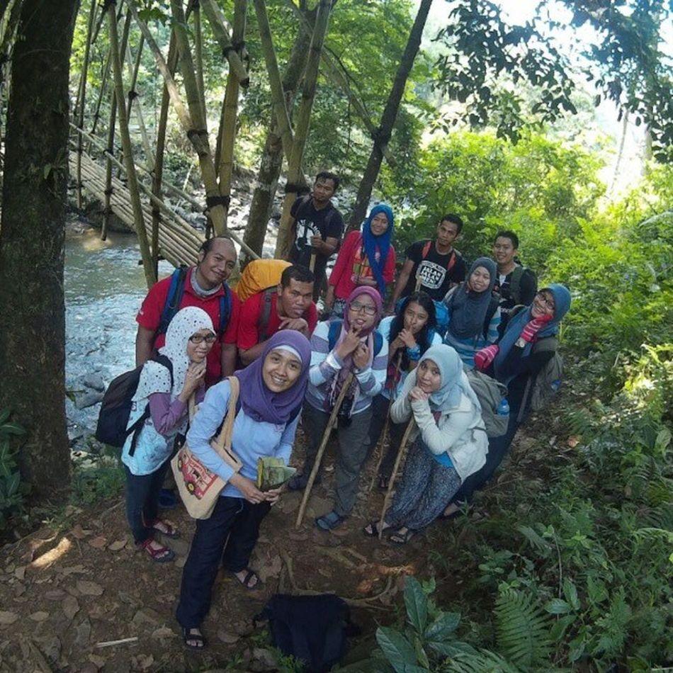trekking 5 jam yg tak berujung Baduy Kanekes Banten