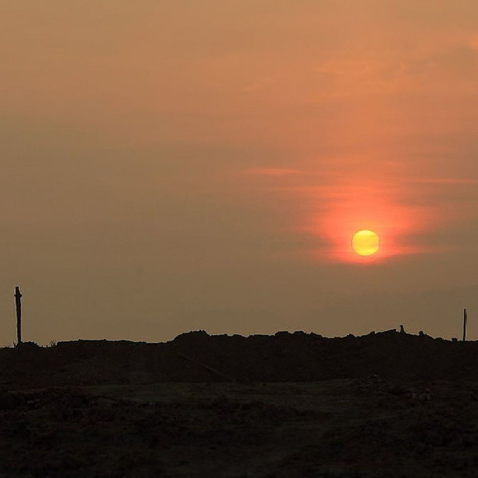 Untitle Instatanjungtabalong Instabungas Tambang Land Sunrise