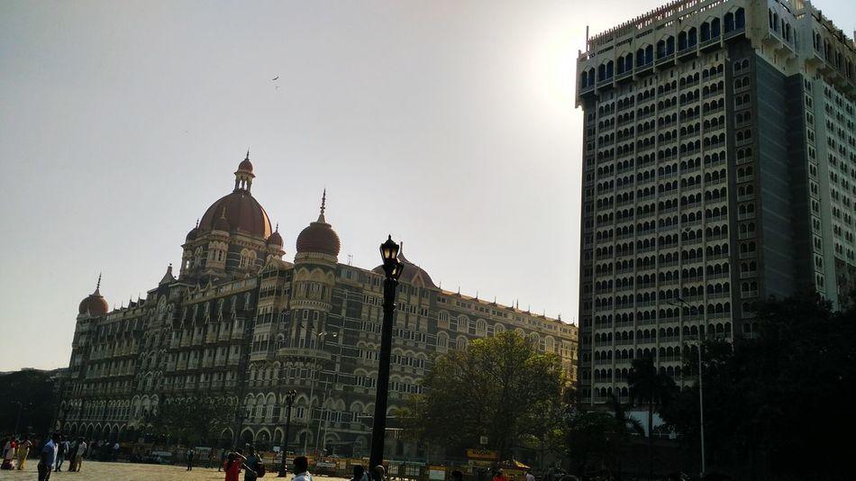 Hello World Mark Of India The Taj Mahal Hotel How Do We Build The World?