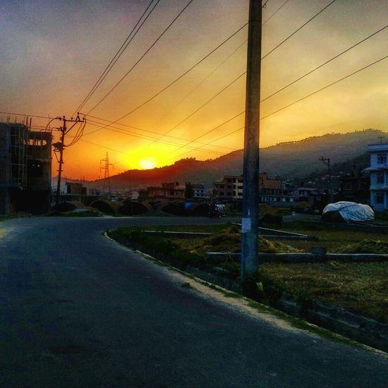 The Road ahead..... Nepal Pray For Nepal Nepal Earthquake First Eyeem Photo