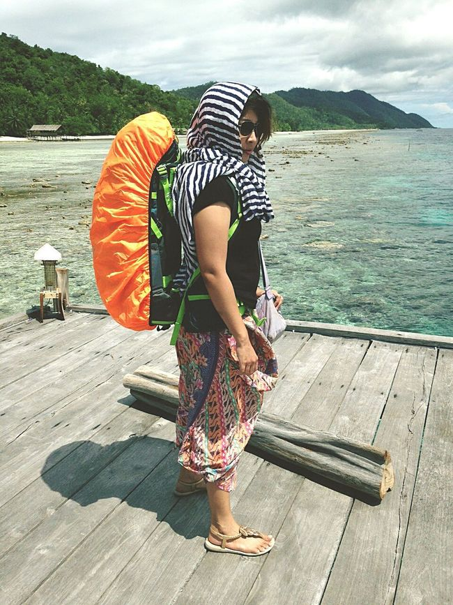 Essence Of Summer Enjoying Life Beach Day Beachlovers Rajaampatbackpackers Rajaampat