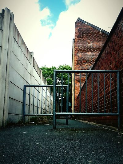 This Is Perspective day 8. Angles Angles And Lines Urban Geometry Urban Landscape Alleyway