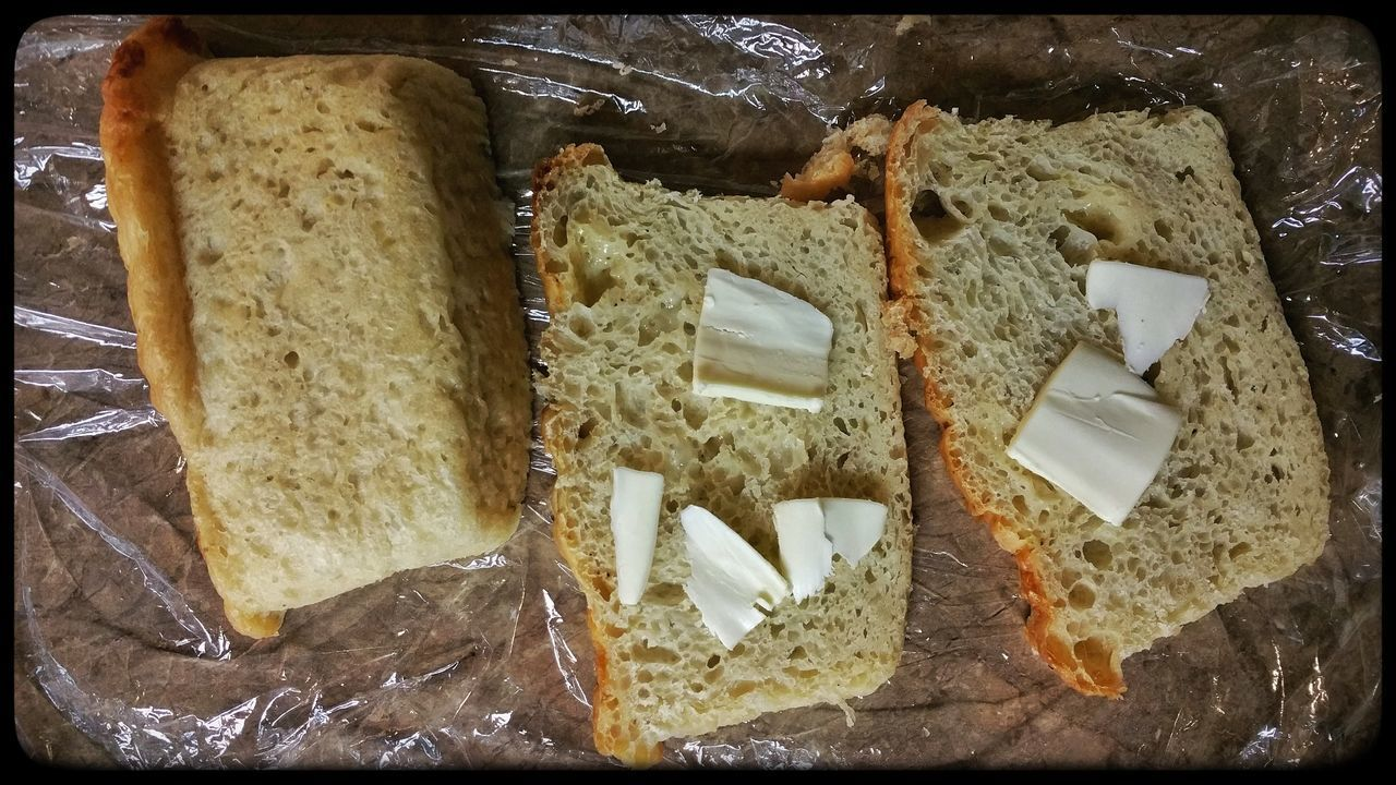 bread, food, food and drink, healthy eating, slice, no people, freshness, breakfast, indoors, sliced bread, close-up, ready-to-eat, day