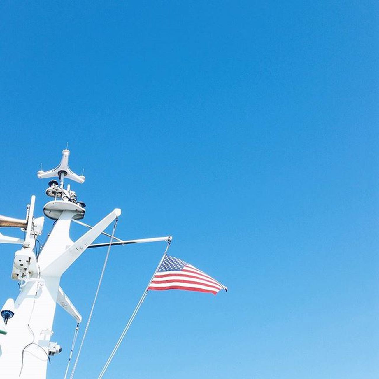 Family ferry ride ll Seattle Ferry Wastate Flag sky endofsummer vsco imonaboat visitwa