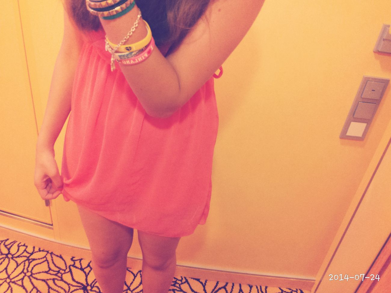 Pink Dress❤ Cruise Lovr Me Or Hate Me I Do Not Care