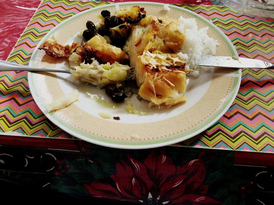 Food Plate Indoors  Easter Foods