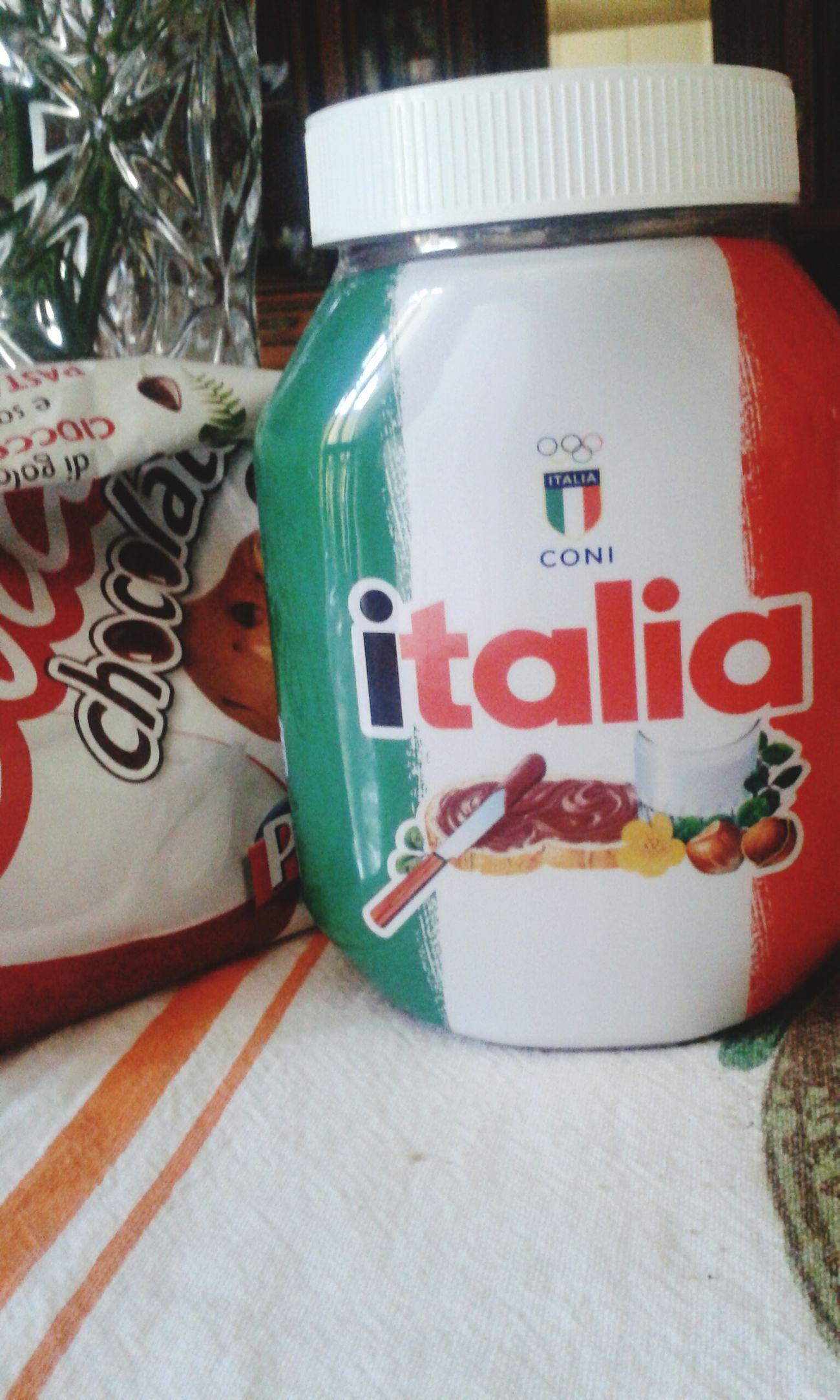 La colazione dei campioni ^^ Goodmorning EyeEm  Good Morning Forza Azzurri! Italian Breakfast First Eyeem Photo Yawning Gnam Gnam Italy❤️