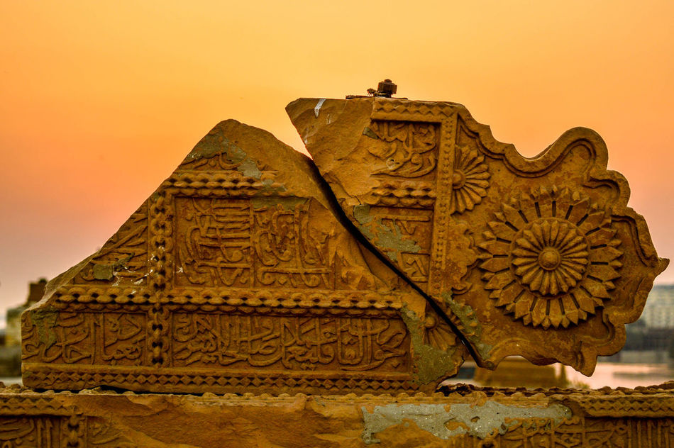 Ancient History The Past Ancient Civilization Architecture Archaeology Sunset Yellow No People Place Of Worship Pyramid Sculpture Gold Outdoors Astrology Sign Sky Day Heritage Architecture Heritage Site Heritagebuilding Sunlight