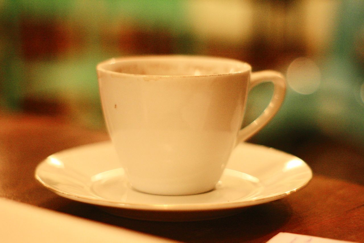 Cafe Close-up Coffee - Drink Coffee Cup Cup Drink Food And Drink Freshness Indoors  No People Refreshment Saucer Table