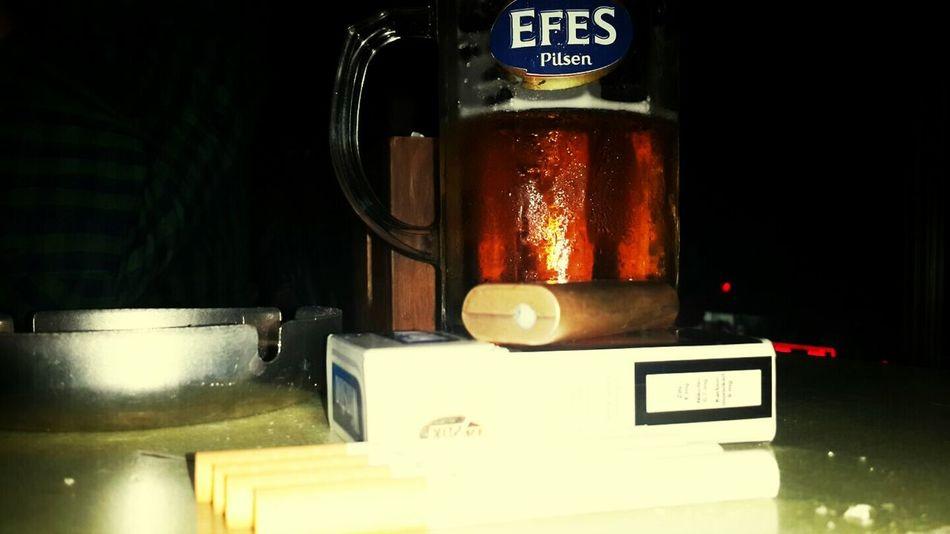 Drinking Beer Smoking Enjoying Life My Friend