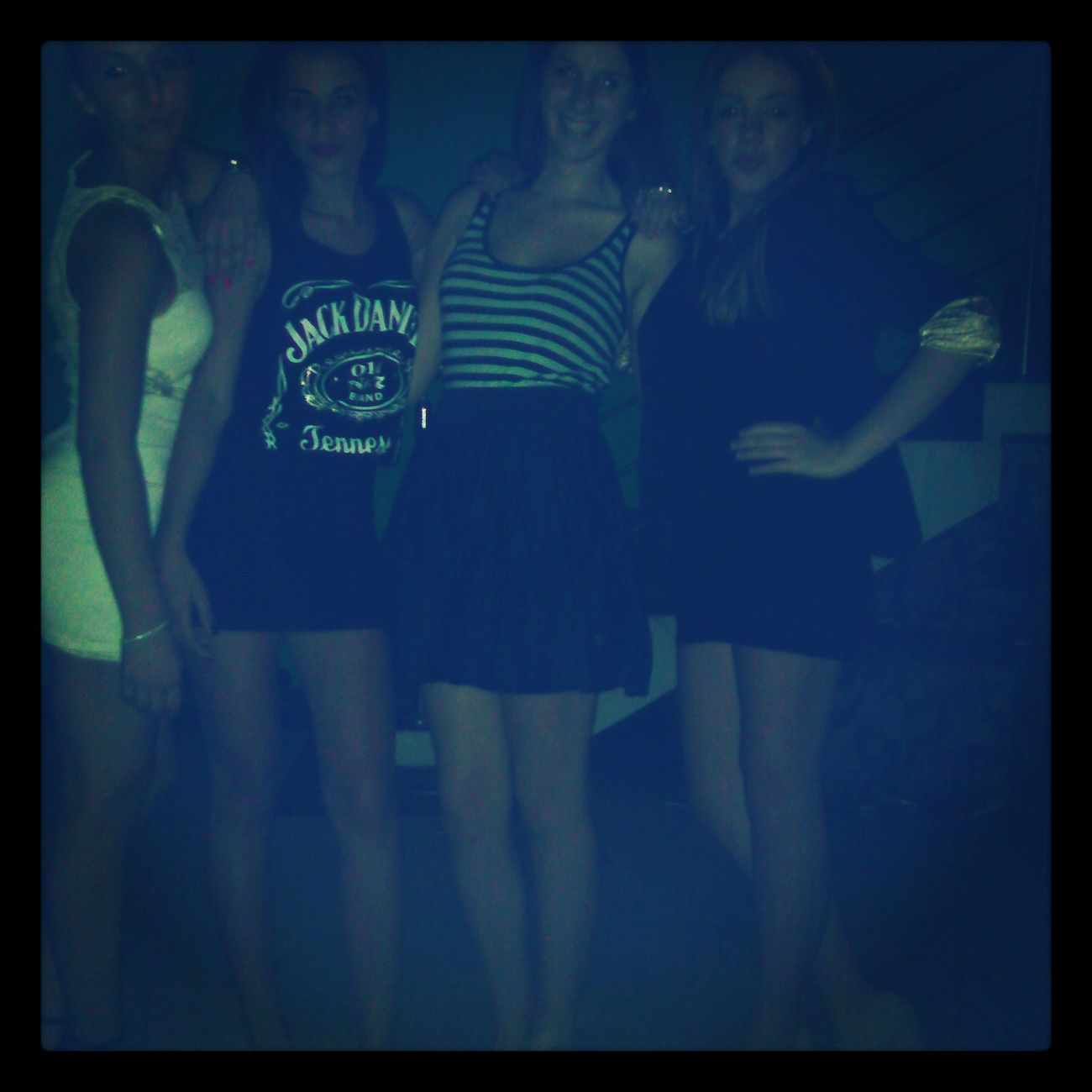 Models !:) My Girls ✌ Partying With These Beauties :) <3