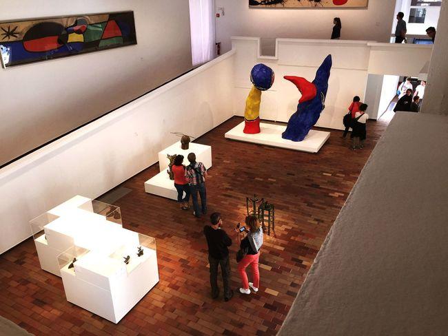Couleurs Art Gallery Museum Miró  Open Edit